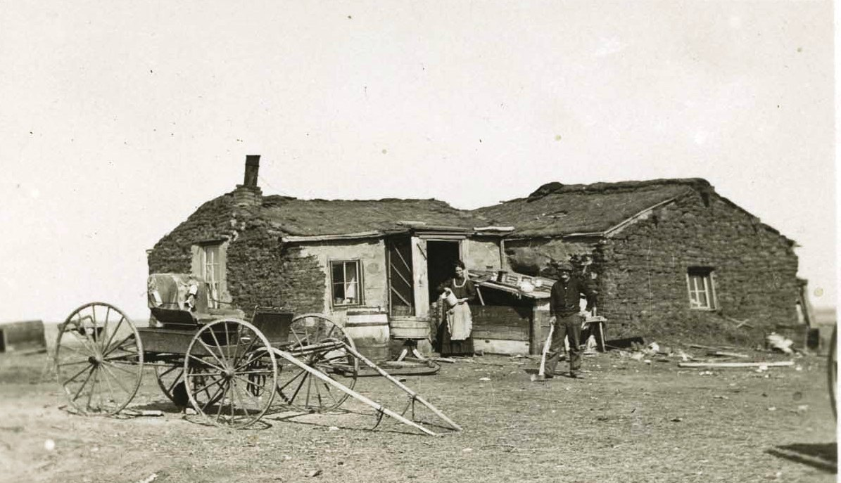 Homesteading - Settlement of ND - NHD in ND - Archives - State