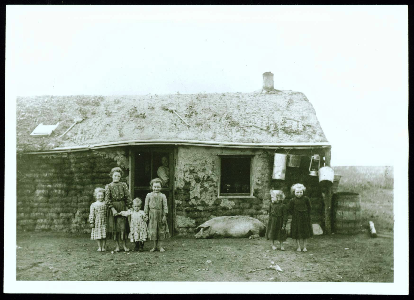 Immigrants Settlement Of Nd Nhd In Nd Archives State Historical Society North Dakota