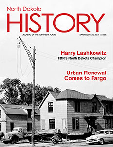 North Dakota History current issue