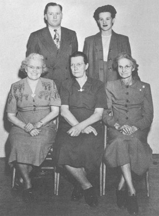 1949 Ambrose School District Faculty