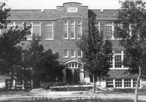 Crosby High School 1928