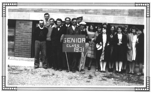 Ambrose High School Class of 1931