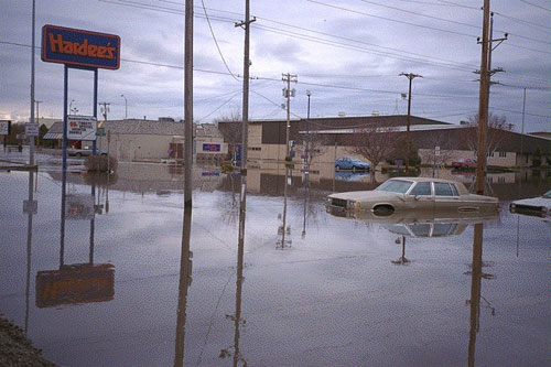 Flooded Businesses