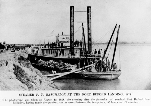 Batchelor Steamboat