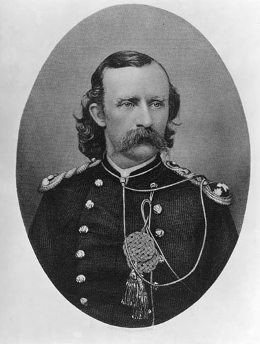 Colonel Custer Section...